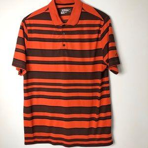 Nike golf tour performance striped polo shirt